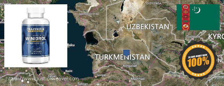 कहॉ से खरीदु Stanozolol Alternative ऑनलाइन Turkmenistan