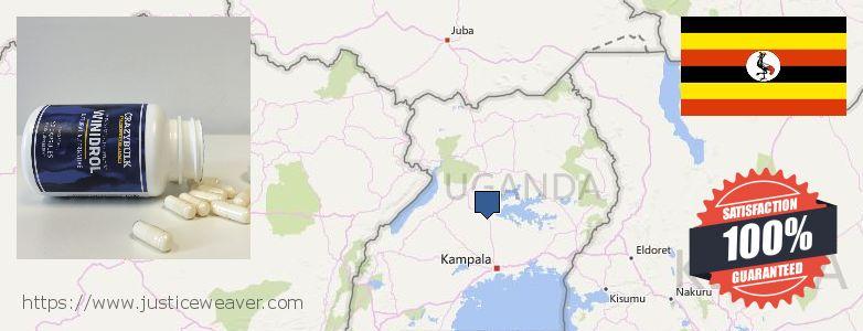 Πού να αγοράσετε Stanozolol Alternative σε απευθείας σύνδεση Uganda