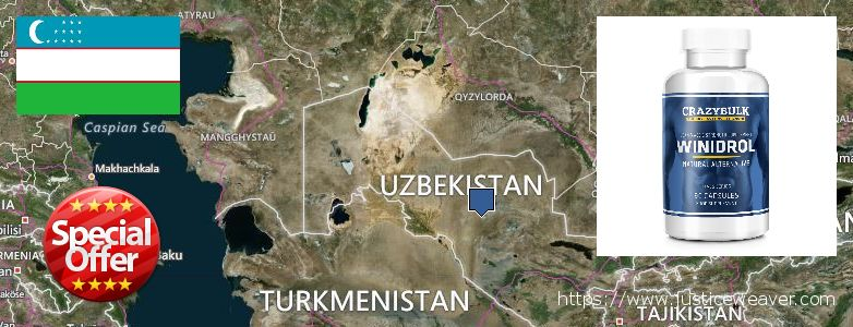 कहॉ से खरीदु Stanozolol Alternative ऑनलाइन Uzbekistan