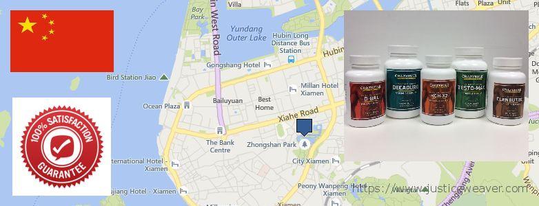 Where to Buy Winstrol Stanozolol online Xiamen, China