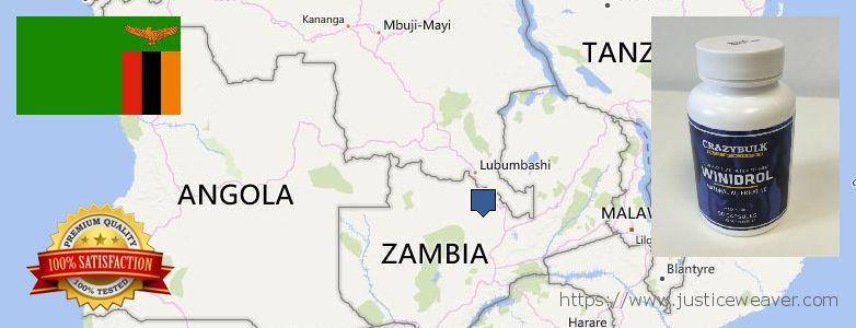 कहॉ से खरीदु Stanozolol Alternative ऑनलाइन Zambia
